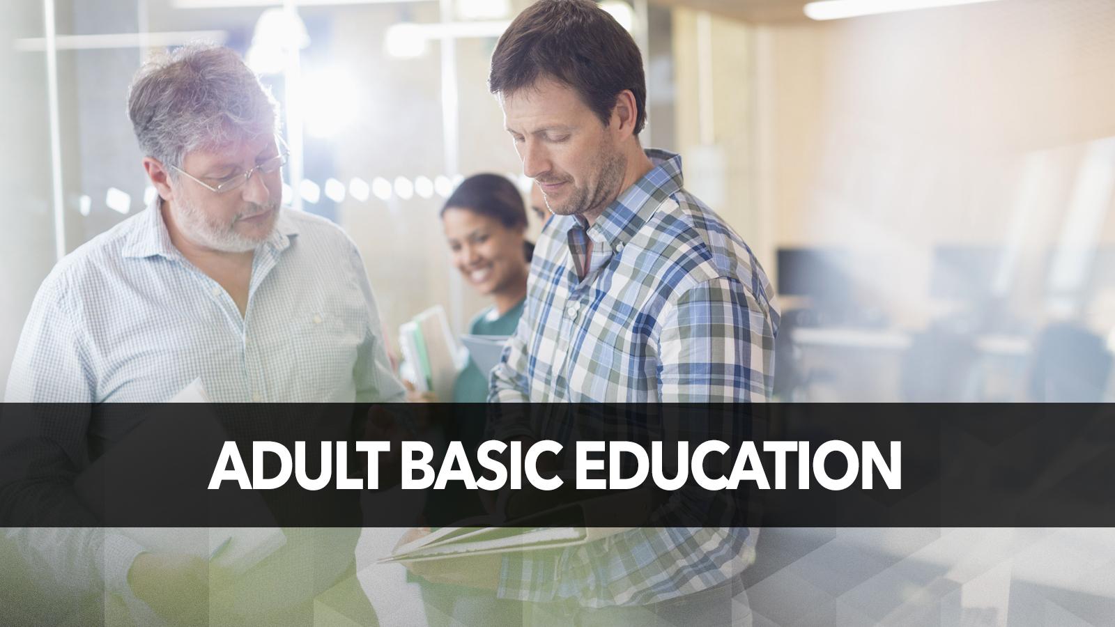 Adult Basic Education (ABE)