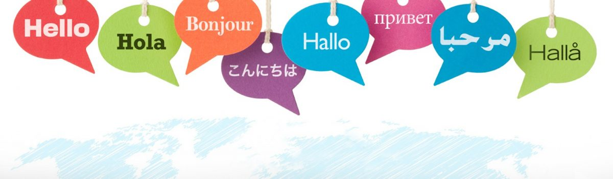 English for Speaker of Other Languages